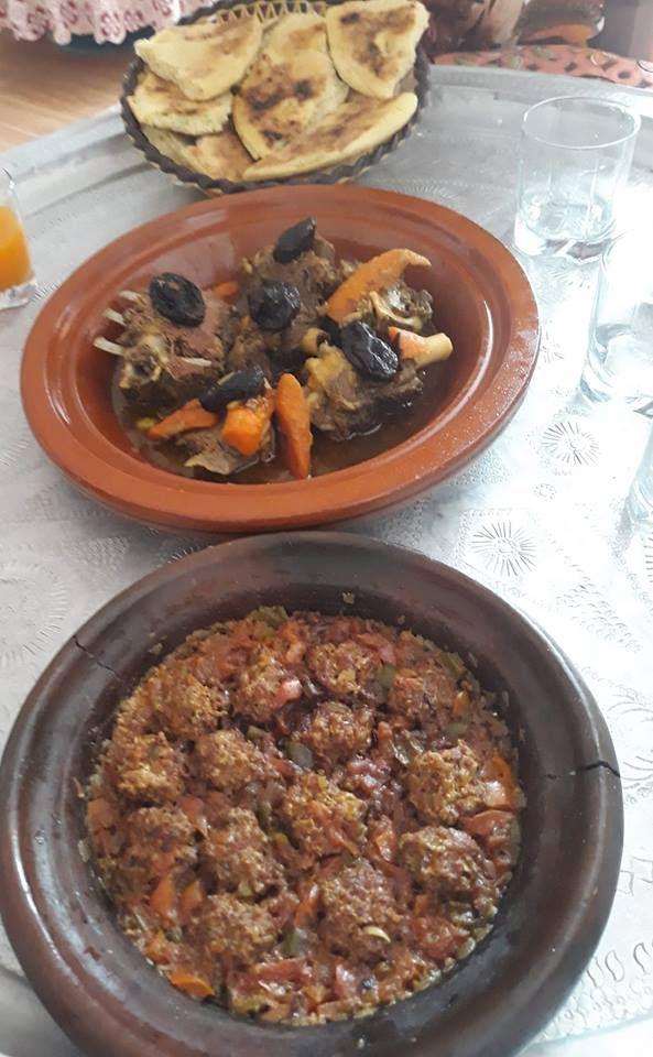 picada comida arabe