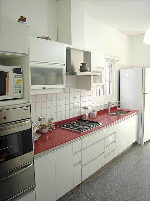 Amoblamiento de cocina a medida mi nuevo hogar ideas for Amoblamientos cocina