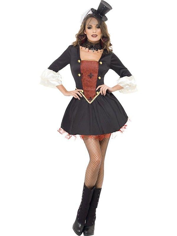 Vampyr prinsesse - Halloween kostyme for voksne