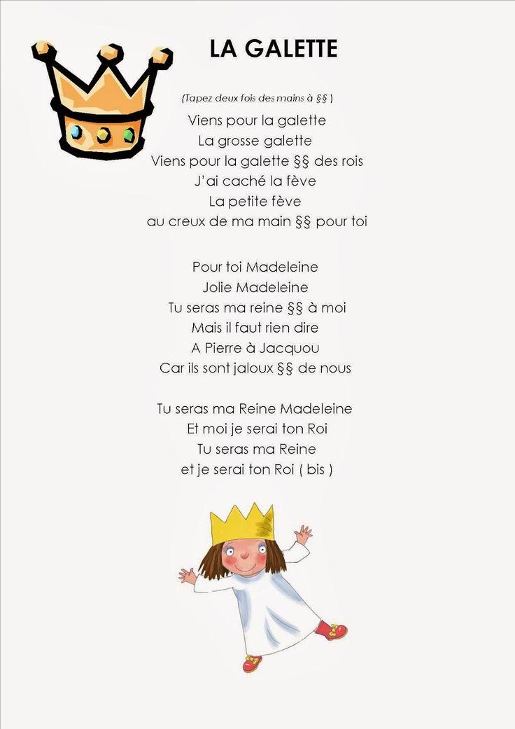 La galette Michel Briant JANVIER
