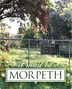 Shopping - Morpeth, NSW