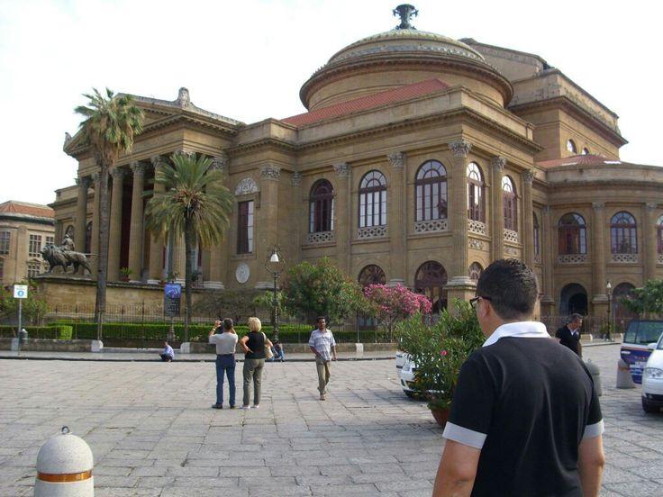 Palermo&Sicilia Italy
