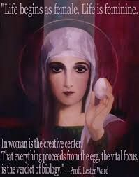 Life is FEMALE. Afbeeldingsresultaat voor matriarchy parthenogenesis