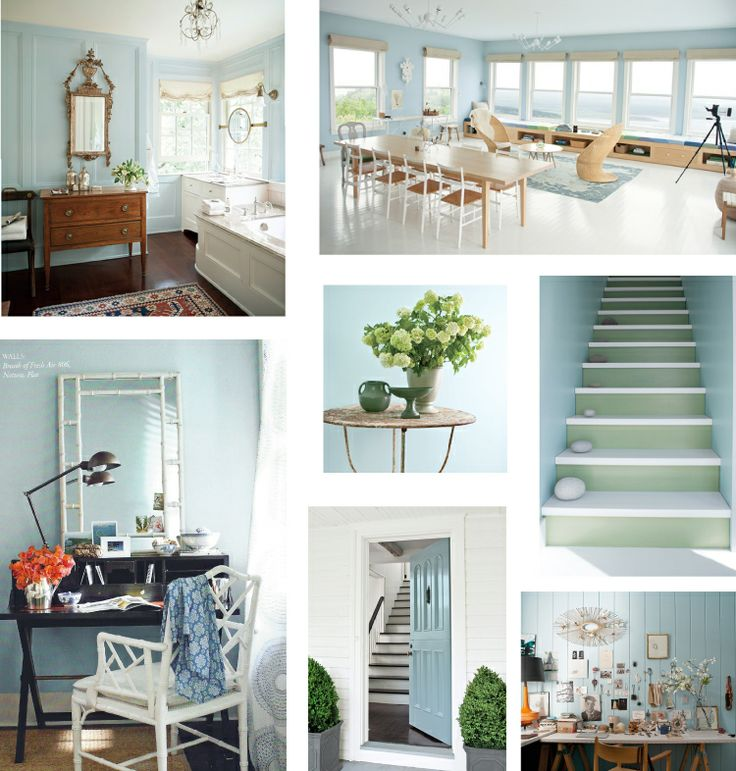 13 best benjamin moore color of the year 2014 breath of for Benjamin moore paint colors 2014