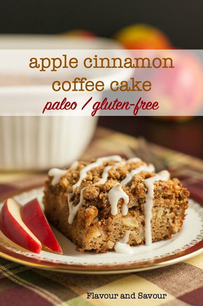 Gluten Free Apple Cinnamon Coffee Cake Recipe Gluten Free