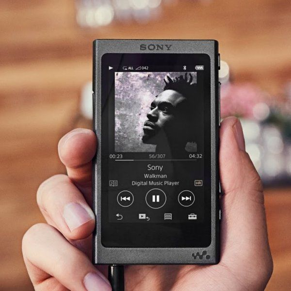 Image result for sony nw-a35 music player