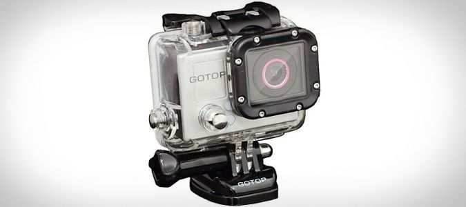 56 Coolest GoPro Accessories To Record Your Adventures Like A Boss - GOTOP Waterproof Sports Camera Cam Camcorder 1.5 16MP HD 1080P => http://coolpile.com/gadgets-magazine/56-coolest-gopro-accessories-help-record-adventures-like-boss - #3M #ActionCamera #BePrepared #Cameras #Gear #GoPro #Incase, #iPhone #LCD #Photo #Waterproof #Sports #Adventures #ActionCameras #VideoRecorder #GoProAccessories