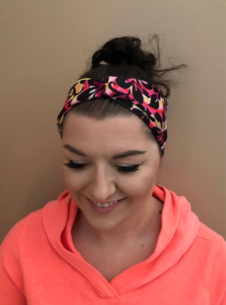 A personal favorite from my Etsy shop https://www.etsy.com/listing/585874519/running-headbands-fitness-apparel-best
