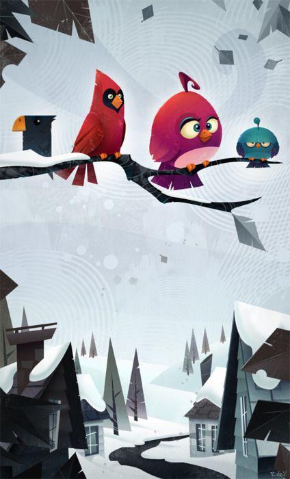 #birds by Ryan Hall