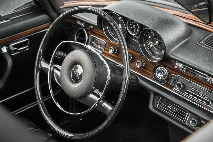 1971 300 Sel 6 3 Interior Mercedes Mbd Mercedes Benz