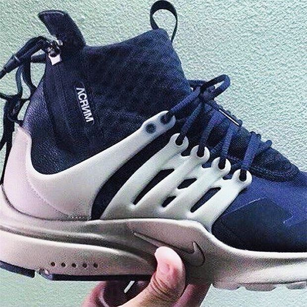 First Look: Acronym x Nike Air Presto - EU Kicks: Sneaker Magazine