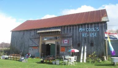 MacCool's Re-Use ~ Prince Edward County