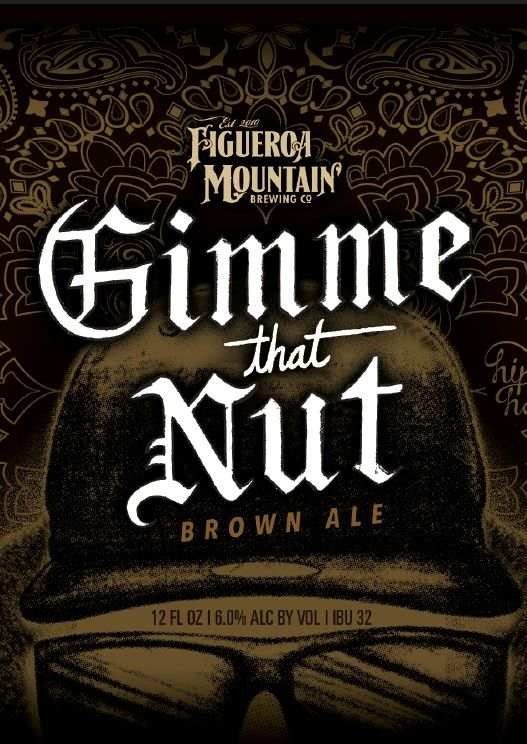 It's like that and it's like this….we brewed a Brown Nut Ale that you just can't miss.  With notes of hazelnut and Olde English-style hops, the taste will get you going so the party never stops.  Gimme that, that, that Nut Brown Ale!  6% ABV 32 IBU