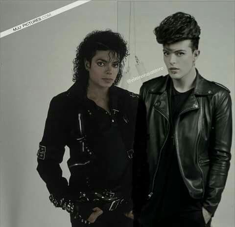 Stash e Michael...