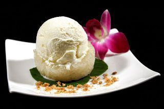 Recipe Coconut Spice<br>Ice Cream Puerto Rico