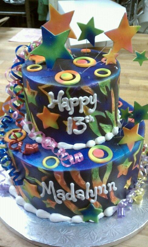 Th Birthday Cake Ideas For A Girl