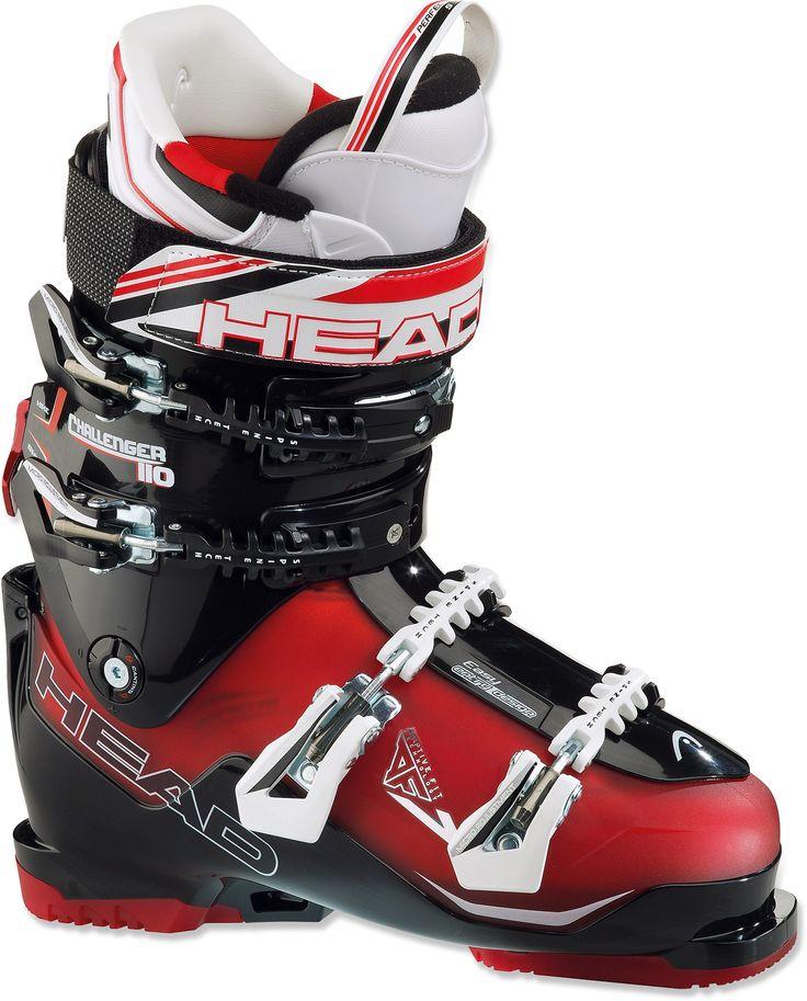Head Male Challenger 110 Ski Boots - Men's