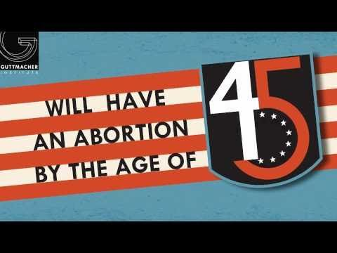 Myths and facts presented out of context are all too common in the U.S. abortion debate. Our video, Abortion in the United States, provides key statistics and places the debate in the context of closely related issues like unintended pregnancy, contraceptive use and sex education. Please watch and repin!