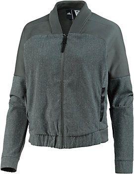 <title>Adidas Mix Up Sweatjacke Damen utility ivy im Online Shop von SportScheck kaufen</title>