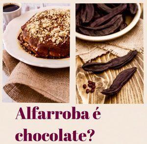 A alfarroba é um tipo de vagem, fruto de uma árvore nativa da costa do mediterrâneo, seu sabor é semelhante ao do cacau e vem sendo referenciada como um...