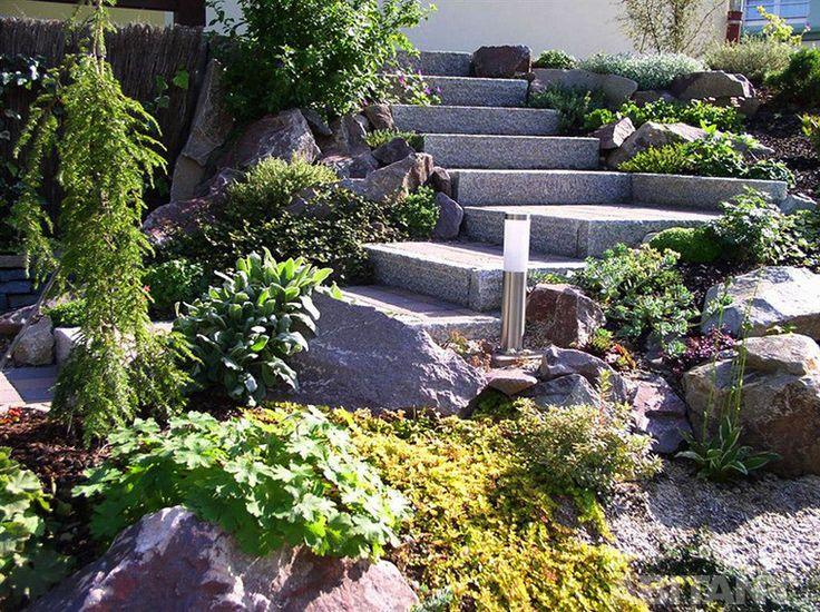Двухмаршевая садовая лестница