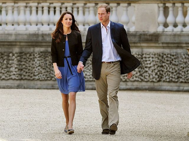 Prince William and Kate Middleton: The day after the Royal Wedding [PHOTOS] | by ramillav:
