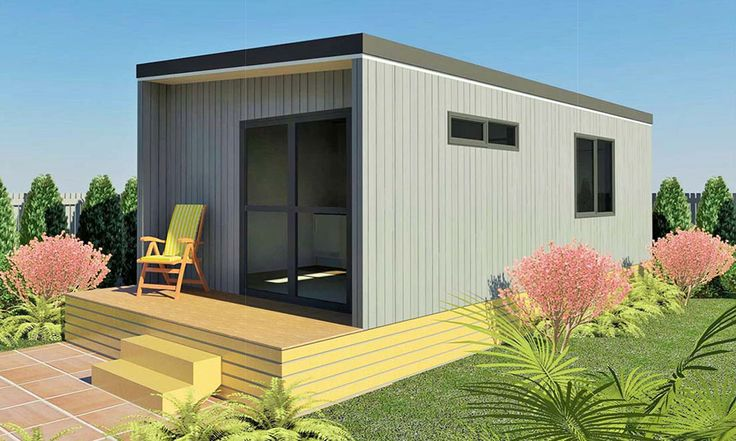 Modern Mono pitch 1 bedroom cabin. Functional design great for sleepouts, tourist cabins, grannie flats or small holiday homes! Fully finished with quality kitchen & bathroom fixtures & premium floor coverings. Size: 31.2sqm