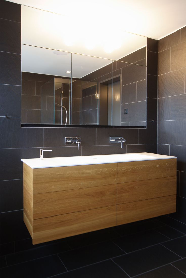 17 best ideas about badezimmer eiche on pinterest | rustikale, Badezimmer