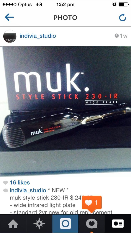 Muk hair strainer