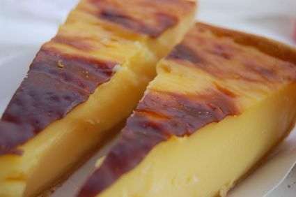 """DUKAN """"Flan""""...not so much flan but a great oatbran square for breakfast!!"""