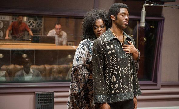 'Get on up', la película sobre la vida de James Brown