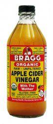 Apple Cider Vinegar:  a shot of Bragg Apple Cider vinegar will lower cholesterol and break down brown fat