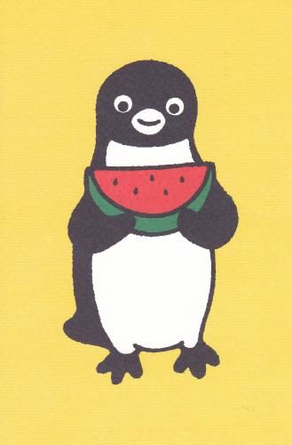 suica postcards