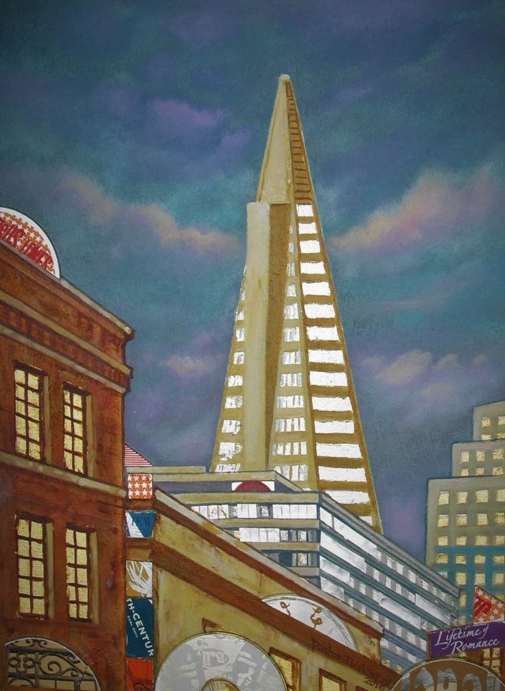 San Francisco - Transamerica Pyramid