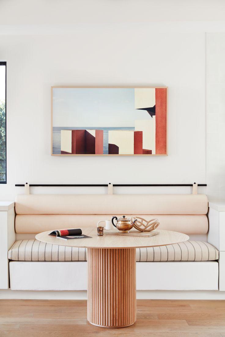 Garance Doré Modern Los Angeles Home Tour Interior