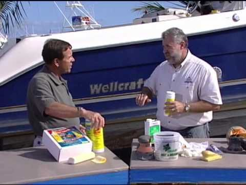 Get Amazing Results With Poli Glow Products! Does your boat shine when wet only to fade again once the water dries? The problem is boat waxes and cleaners wa....