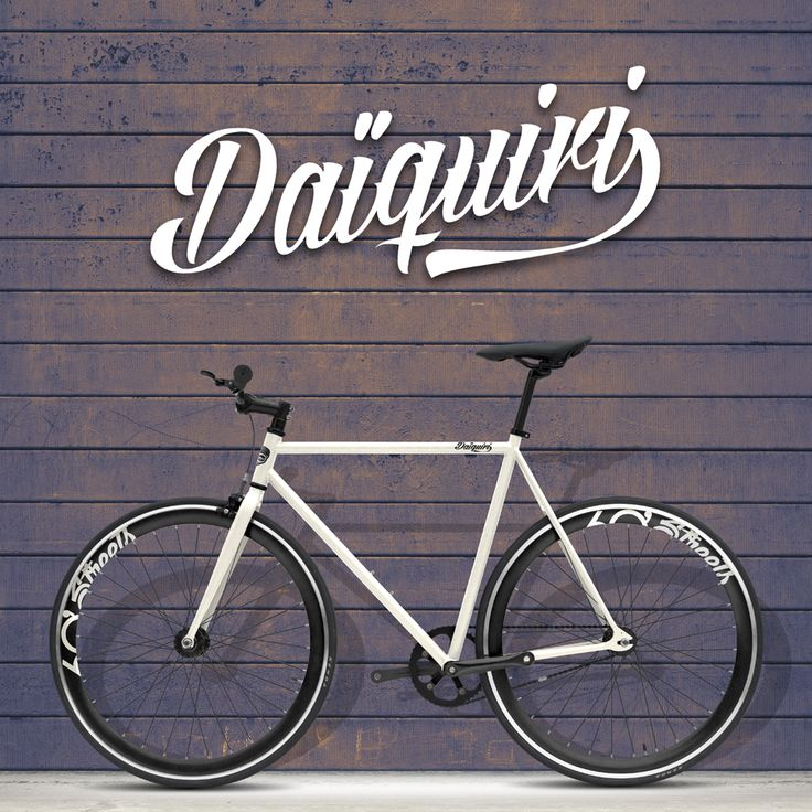 $259 60Streets Daiquiri Fixed Gear Fixie Single Speed Bike Bicycle White D3 57cm