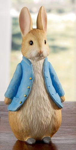 Large Beatrix Potter Peter Rabbit Figurine BNIB 12371 | eBay