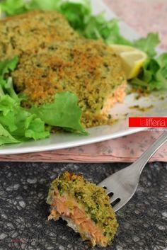#Secondo di #pesce: salmone gratinato