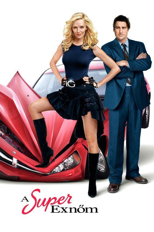 Watch My Super Ex-Girlfriend (2006) Full Movie Online Free