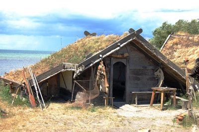 ... viking long house http www featurepics com online viking long house