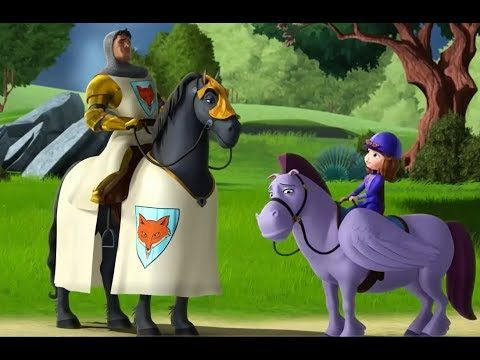 Sofia The First Season 4 Episode 2 The Secret Library The Tale of the No...