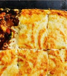 Rick Stein moussaka recipe From Venice to Istanbul