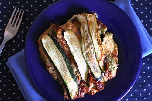 A Healthy Vegetarian Lasagna Recipe | Delicious Vegetarian Recipes