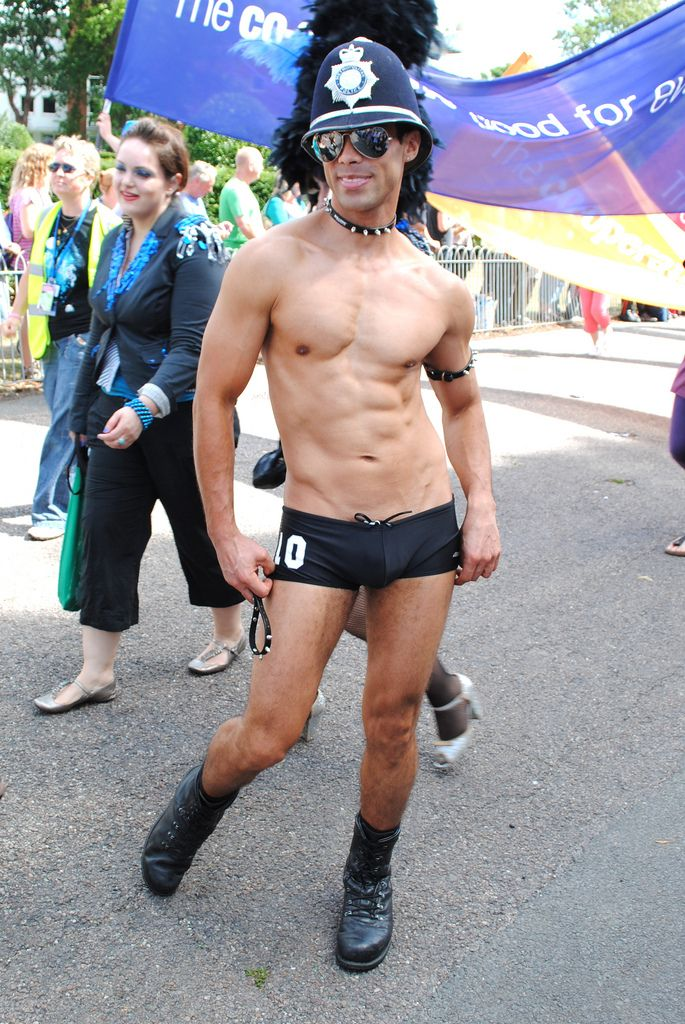 Brighton Gay Pride 2010 | by Mark Wordy