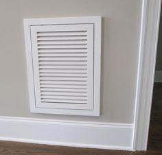 Woodairgrille.com - Wood Return Air Filter Grille, Wood Air Vent
