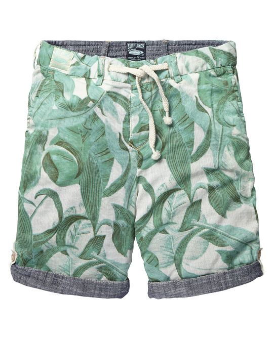 Reversible Shorts  - Scotch & Soda
