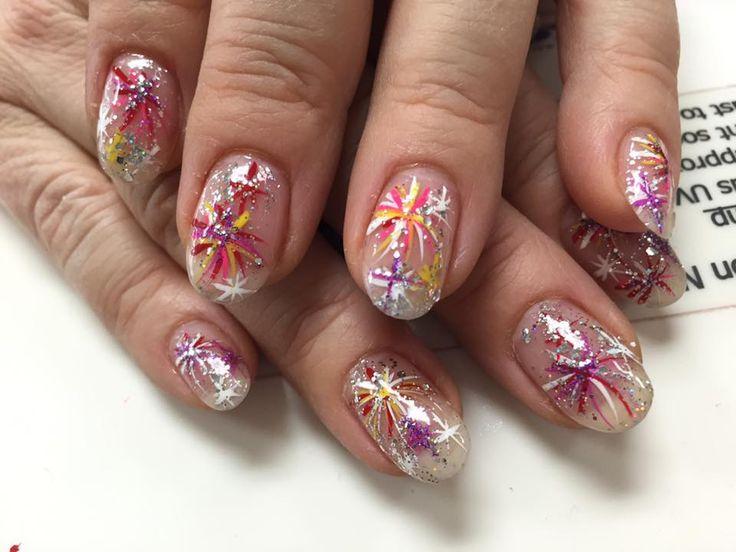 8 regal nails - 'fallon