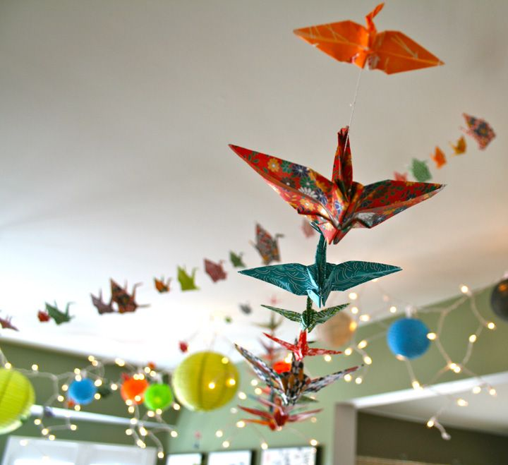 Best 25 paper cranes ideas on pinterest origami cranes for 1000 paper cranes wedding decoration