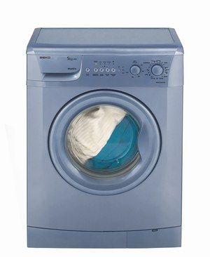 Lave linge frontal classeA+, Beko - Sélection de produits déco pastel - Un lave-linge à la fois sobre et original avec toutes les qualités nécessaires. Beko Lave-linge frontal classe A+ de grosse capacité (7 kg) pour un format standard, 479 € www...